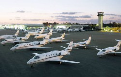 FBO Private Jet Service
